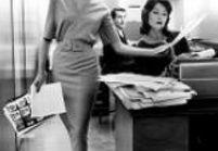 On s'inspire de la mode des années 50