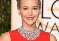 Golden Globes 2016 : Jennifer Lawrence, rayonnante en diamants Chopard
