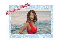 Caroline Receveur : incendiaire en maillot de bain à St-Tropez