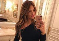 Caroline Receveur : sexy en robe moulante à quelques jours de son accouchement