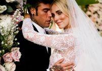 Chiara Ferragni : sa robe de mariée spectaculaire… signée Dior