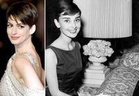 Anne Hathaway, la nouvelle Audrey Hepburn ?