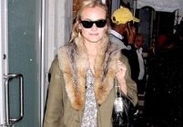 On copie le look casual trendy de Diane Kruger