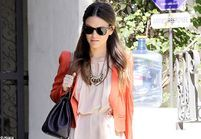 On copie le look printanier de Rachel Bilson