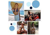 Emrata : 20 bikinis qu'on lui pique pour un été au sommet