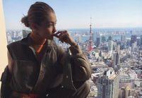 Gigi Hadid prouve que le combipantalon est définitivement cool