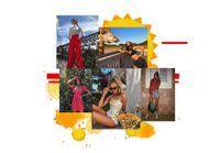 Instagram : les plus beaux looks de stars en vacances