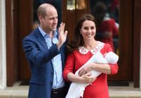 La robe rouge de Kate Middleton et son touchant clin d'œil à Lady Di