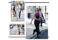 Les tops Victoria's Secret : comment s'habillent-elles dans la vie ?