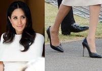 Meghan Markle : Pourquoi porte-t-elle des chaussures trop grandes ?