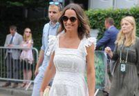 Pippa Middleton : rayonnante en robe blanche, son look fait le buzz