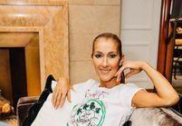 Pour se relaxer, Celine Dion mise sur une tenue à laquelle on n'aurait pas pensé