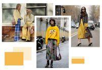 5 raisons de craquer pour le jaune soleil ce printemps