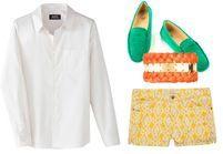 3 façons de porter la chemise blanche