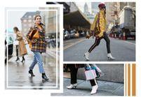 Comment porter des chaussures à petits talons sans faire mémère ?
