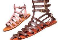 Comment porter la sandale à brides ?