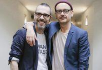 Trois questions à Viktor and Rolf :  « On se considère plus comme des artistes au sens artisan, que des designers »