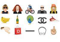 Fashion Week : on veut les emoticônes dédiés à la mode