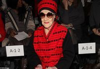 Fashion week : une habituée des premiers rangs décède lors d'un défilé