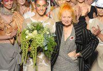 "Vivienne Westwood attaque la ""fast fashion"""