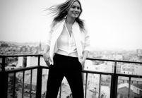 Camille Rowe, le nouveau visage d'ange pour IKKS
