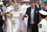 Découvrez la robe de mariée de Charlene de Monaco !