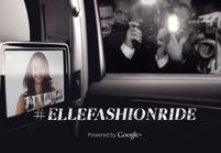 #ELLEFashionRide : Tchattez avec les stars de la mode en direct