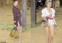 Fashion week Paris : le panier Chanel, futur It bag ?