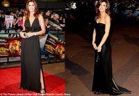 Festival du film de Londres: total look noir sur tapis rouge