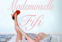 Fifi Chachnil, de la lingerie à la musique