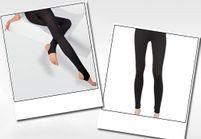Fuseau ou legging : une vraie querelle de filles !