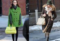Gossip Girl : les actrices ont craqué pour le même sac Longchamp