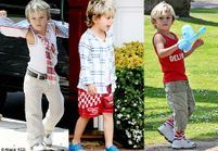 Gwen Stefani : son fils Kingston, nouvelle icône fashion !
