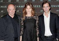 H&M fête l'ouverture de son magasin des Champs Elysées