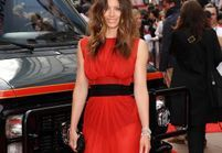 Jessica Biel enflamme le red carpet de Londres