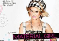 "Kelly Osbourne est la ""material girl"" de Madonna"