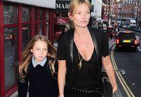 Lafille de Kate Moss:future Anna Wintour?