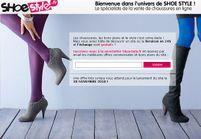 La Redoute lance un e-shop dédié aux chaussures