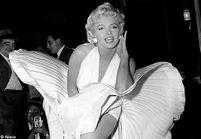 La robe culte de Marilyn Monroe adjugée à 3 millions d'euros