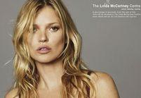 Octobre rose : Kate Moss topless contre le cancer du sein