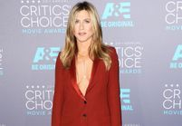 Pourquoi on adore le side boob de Jennifer Aniston aux Critics' Choice Awards