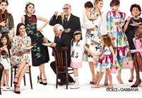 #PrêtàLiker : Dolce&Gabbana célèbre la famille dans sa campagne d'automne