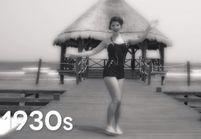 #PrêtàLiker : l'évolution du maillot de bain depuis 1890