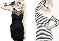Taylor Momsen égérie de New Look