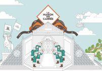 Une maison virtuelle pour choisir un carré Hermès