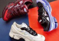 #ELLEfashioncrush : les baskets mixtes Adidas x Raf Simons