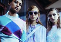 #ELLEfashioncrush : les lunettes de soleil Armani parfaites pour We Love Green
