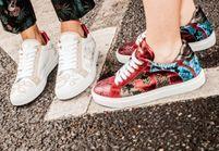 #ELLEfashionspot : la Sneakers Room Zadig & Voltaire