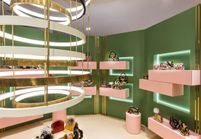 #ELLEfashionspot : Le Pop-Up Africa de Furla aux Galeries Lafayette