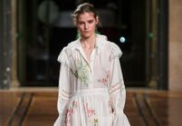 Fashion Week de Paris : les jeunes filles en fleurs de Paul & Joe